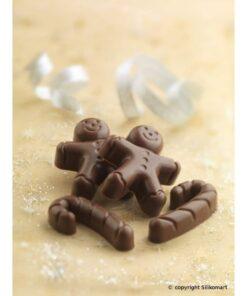 silikomart-mr-ginger-chocolate-mold