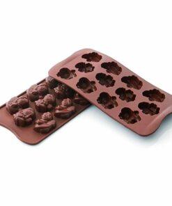 stampo-in-silicone-angeli-per-cioccolatini-silikomart