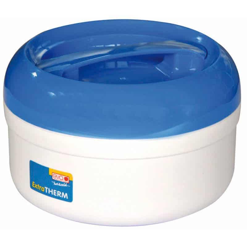 Portavivande termico blu 1 0 lt eva del gatto forniture for Portavivande termico
