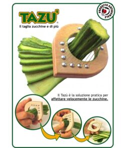 taglia zucchine tazù