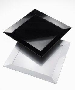 vassoio melamina quadrato