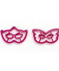 Formine biscotti maschera