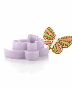 tagliabiscotti farfalla