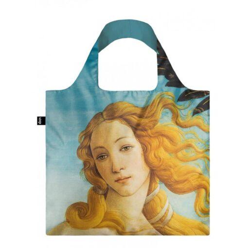 shopping bag la nascita di venere di botticelli
