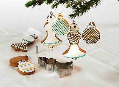biscotti ornamento natale